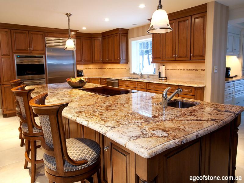 kamennaya stoleshnitsa na kuchnu